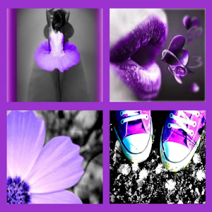 Purple girly wallpapers free android app market purple girly wallpapers voltagebd Images