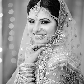 Happy by Moyeen Mohiuddin - Wedding Bride