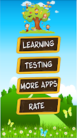 Screenshot of Kids Education