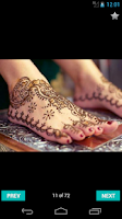 Screenshot of Best Mehndi Designs 2013 HD