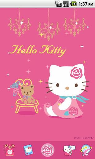 Hello Kitty Luxury Theme
