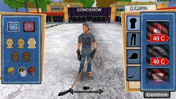 Screenshot of Gongshow Saucer King
