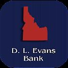 D.L. Evans Bank Mobile Banking icon
