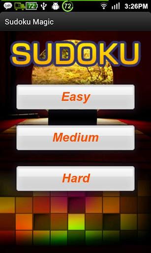Sudoku Magic