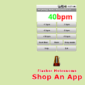 Flasher & Sound Metronome awak icon