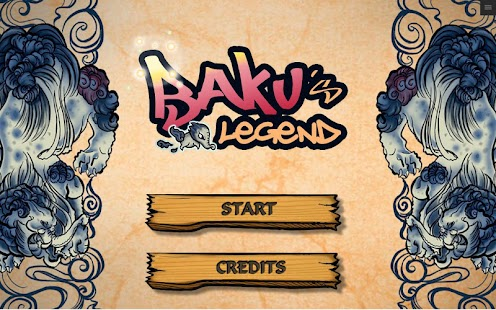 Baku's Legend - screenshot