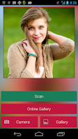 Screenshot of Beauty & Mood Photo Scanner