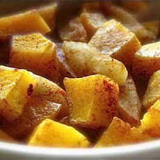 Butternut Apple Casserole