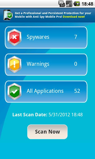 [FREE] Anti Spy Mobile - Scan Your Android Device for SpyWares ...