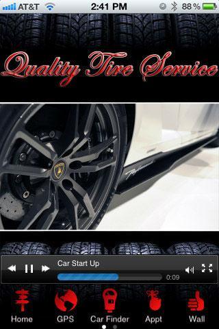 Quality Tire Service Facility