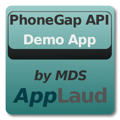 PhoneGap API Demo by MDS LOGO-APP點子
