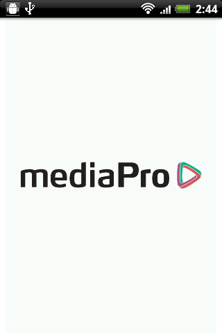 mediaPro Interactive Guide