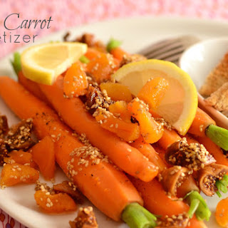 Carrot Appetizers Recipes
