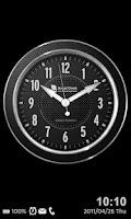 Screenshot of Angel USB Clock