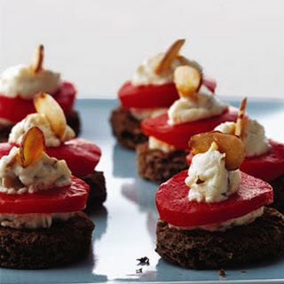 Red Pepper Stacks