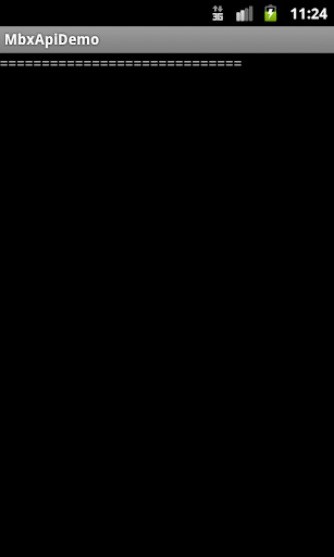 MobiWERX API
