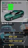 Screenshot of Car Tracks Free