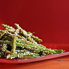 Spicy Green Beans With Garlic