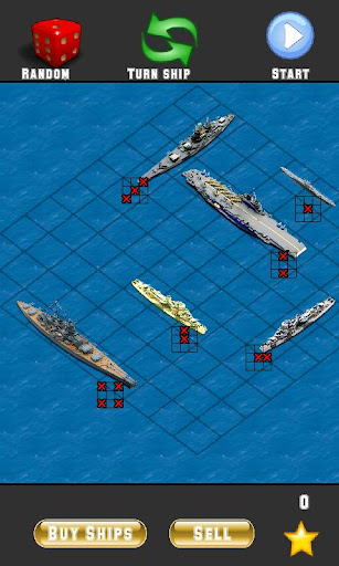 Great Fleet Battles - Admiral - screenshot