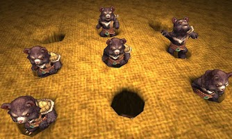 Screenshot of Mole! Bang! Mole!  3D