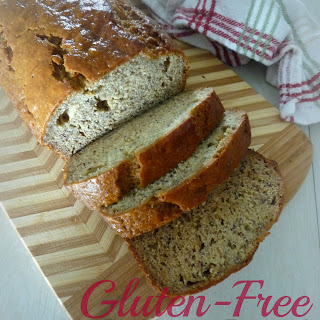 Best Gluten Free Banana Bread without Nuts