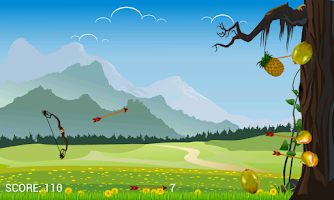Screenshot of Fruit Archery I
