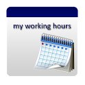 My Working Hours Pro icon
