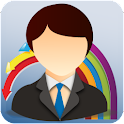 Ring Back Data Contacts icon