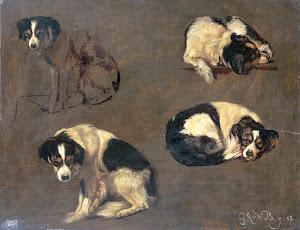 RIJKS: Guillaume Anne van der Brugghen: painting 1868