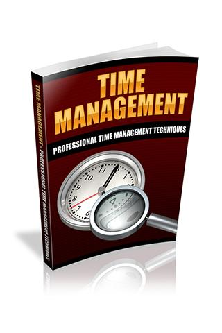 Professional Time Management