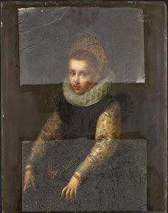 RIJKS: Gortzius Geldorp: painting 1606