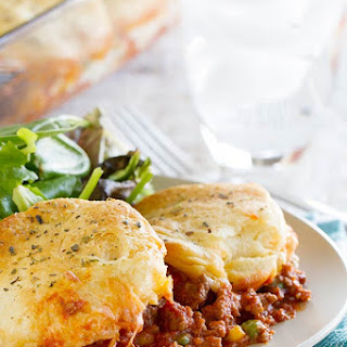 Ground Beef Biscuit Casserole Recipes