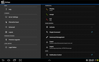 Screenshot of Remote for MPC LITE