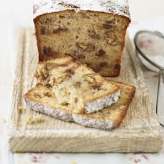 Banana, Walnut & Chocolate Chip Loaf
