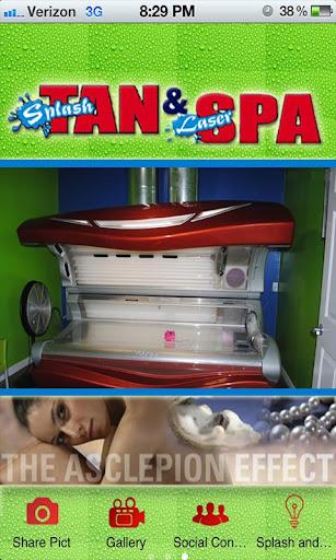 玩商業App|Splash Tan免費|APP試玩