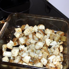 Italian Spiced Potatoes