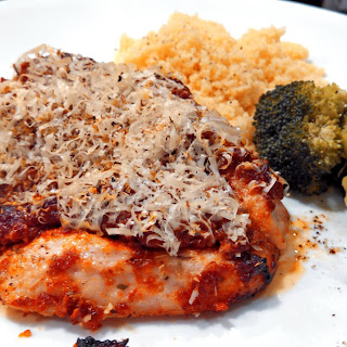 Sun Dried Tomato Pesto Chicken