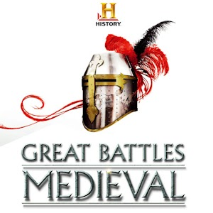 Cover art Great Battles Medieval THD