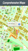 Screenshot of Singapore Map