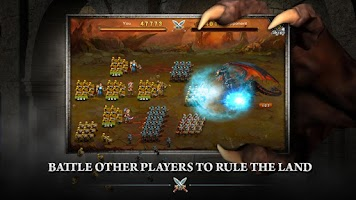 Screenshot of Runes of War