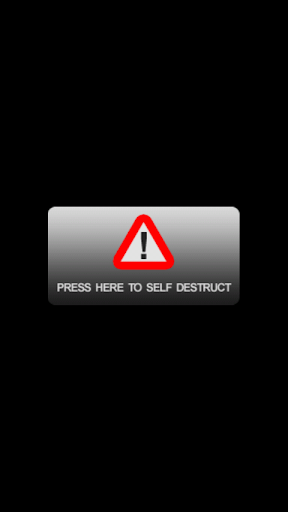 Self Destruct Button Pro