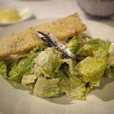 Outback Steakhouse Caesar Salad Dressing