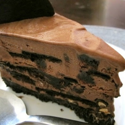 Famous Wafer Chocolate Ice Cream Cake