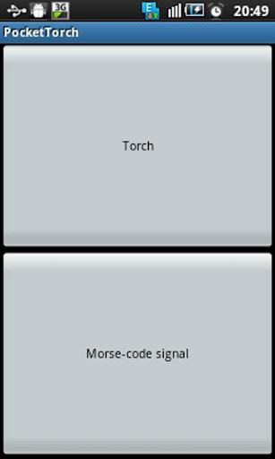 Pocket Torch