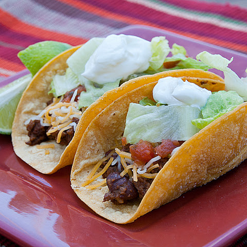 how to make tacos with corn tortillas