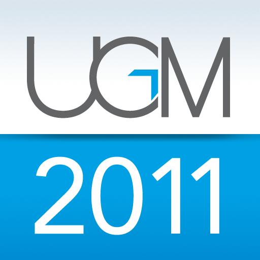 UGM 2011 書籍 LOGO-阿達玩APP