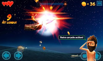 Screenshot of Super Waves Survivor