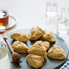 White Cheddar & Black Pepper Scones