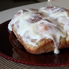 Mom's Good Cinnamon Rolls