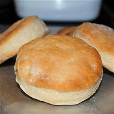 Southern Biscuits with Mayonnaise
